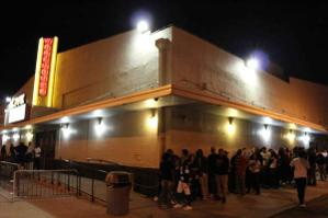 Image of Warehouse live exterior